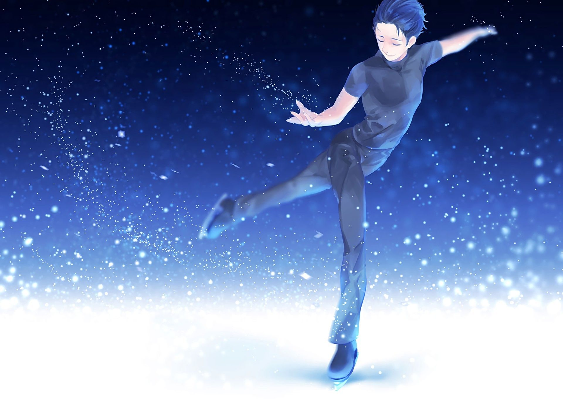 Yuri On Ice Wallpapers 61 Images Yuri On Ice Yuri Yuuri Katsuki