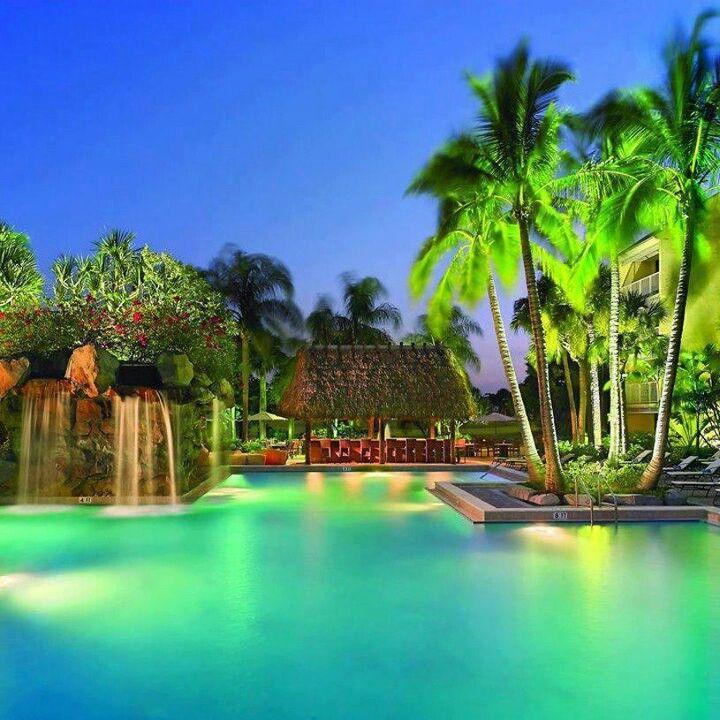 Bonaventure Resort Spa Weston Florida