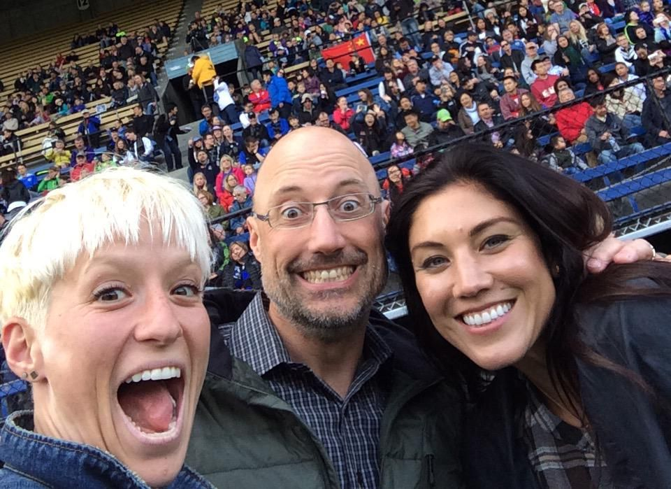 Reign FC on | USWNT2 | Hope solo, Twitter, Female
