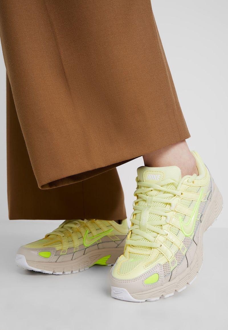 Sneakers Nike Sportswear, P 6000, modèle jaune disponible