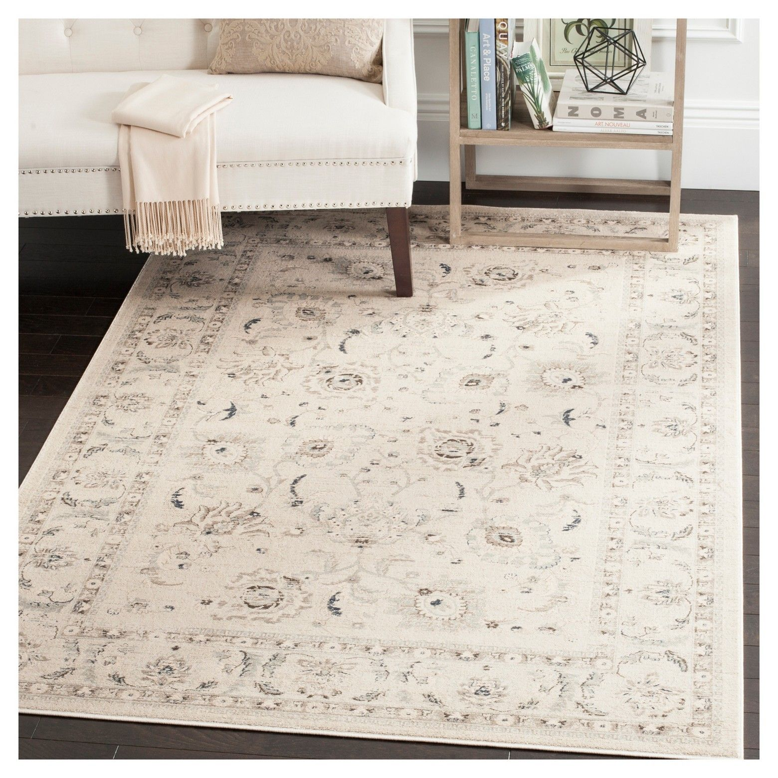 Bianca Vintage Rug Safavieh Distressed Rugs Vintage Area Rugs Country Area Rugs