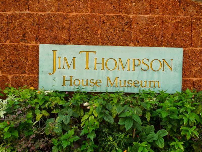 12 Months of Dates- Jim Thompson House