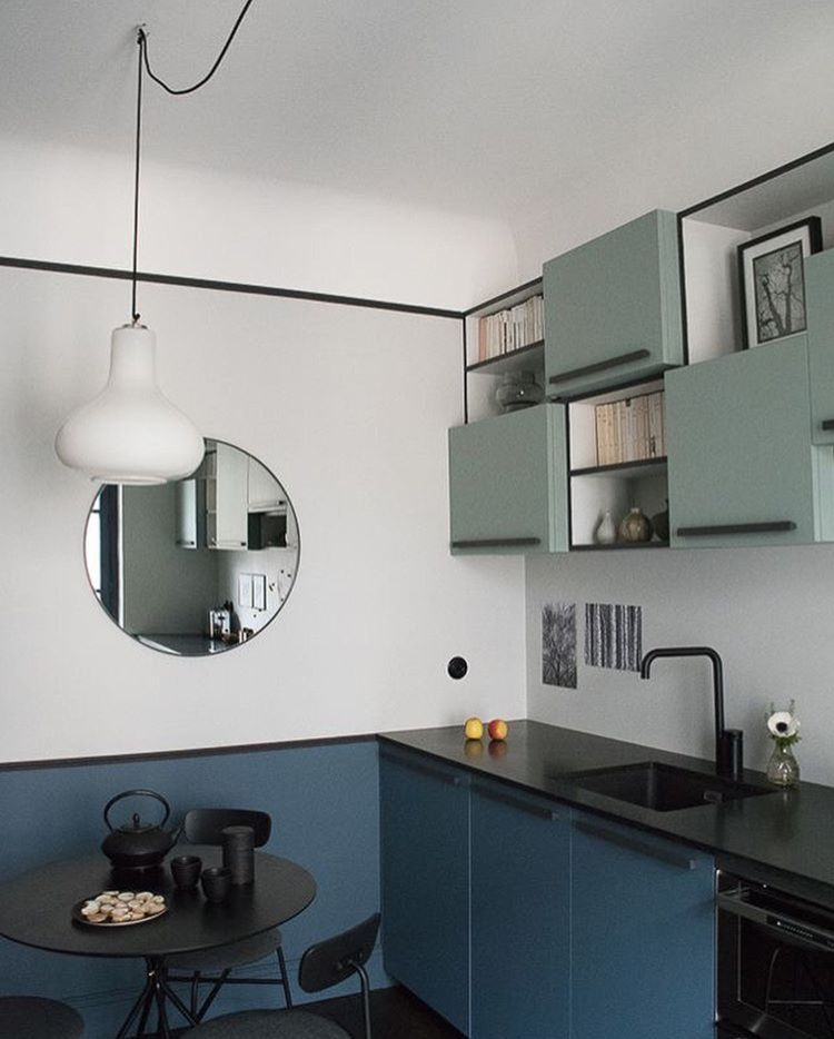 bar lots frigo rangement plan de travail vier worktop island storage kitchen agathe. Black Bedroom Furniture Sets. Home Design Ideas