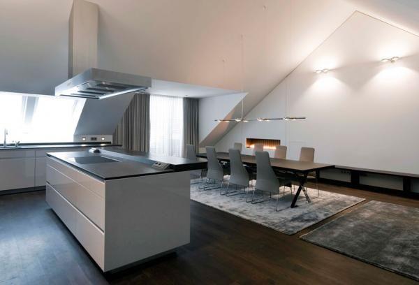 Project: Maisonette im Dachgeschoss - a+p Architekten