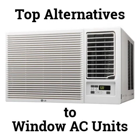 Top Alternatives To Window Air Conditioners In 2020 Window Ac Unit Air Conditioner Window Air Conditioner