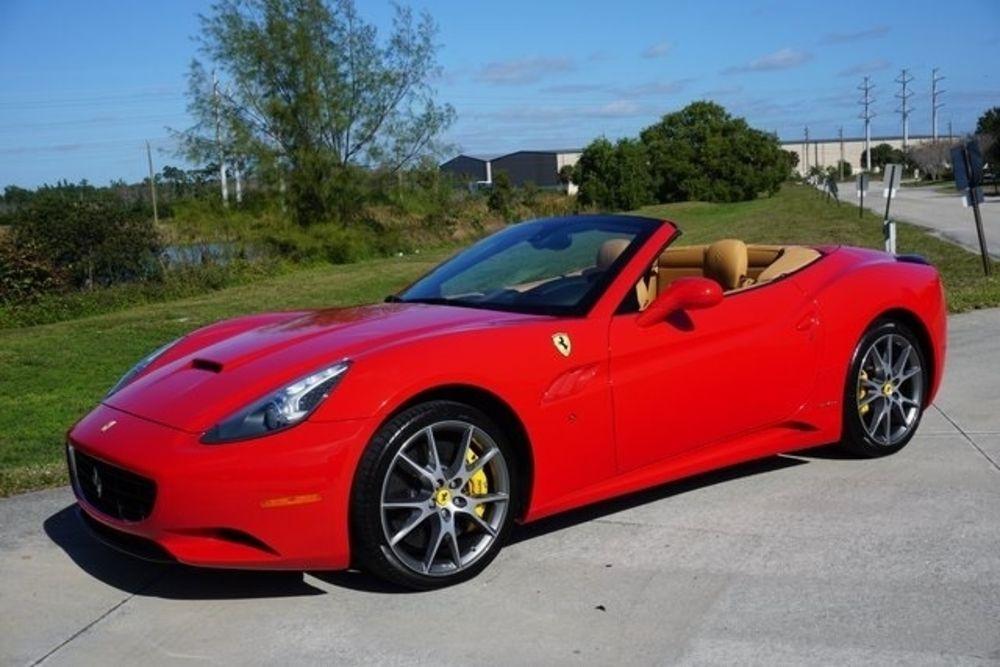 2010 Ferrari California For Sale With Images Ferrari