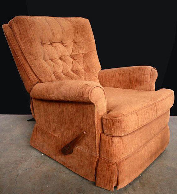 Beautiful Lane Action Recliner Recline Sofa Couch by ScrantonAttic
