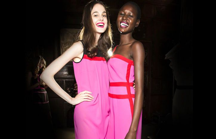 How to wear pink and still look chic this summer wear
