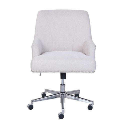 wayfair desk chairs lazy boy lounge found it at serta leighton mid back chair day