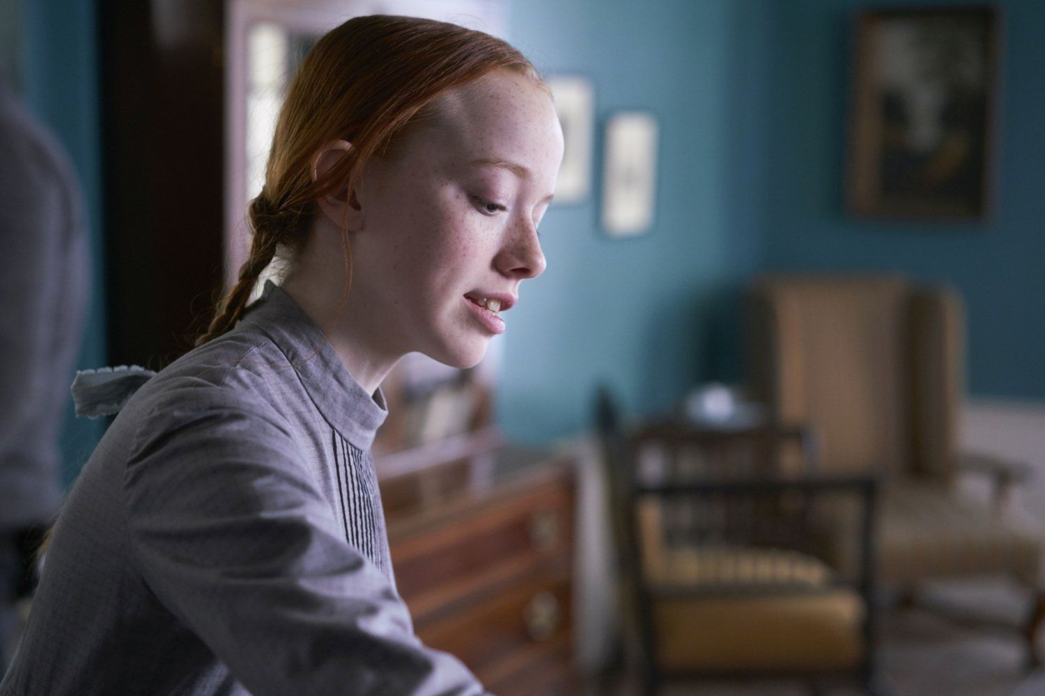 Anne With An E Trailer Clips Images And Poster Anne Shirley