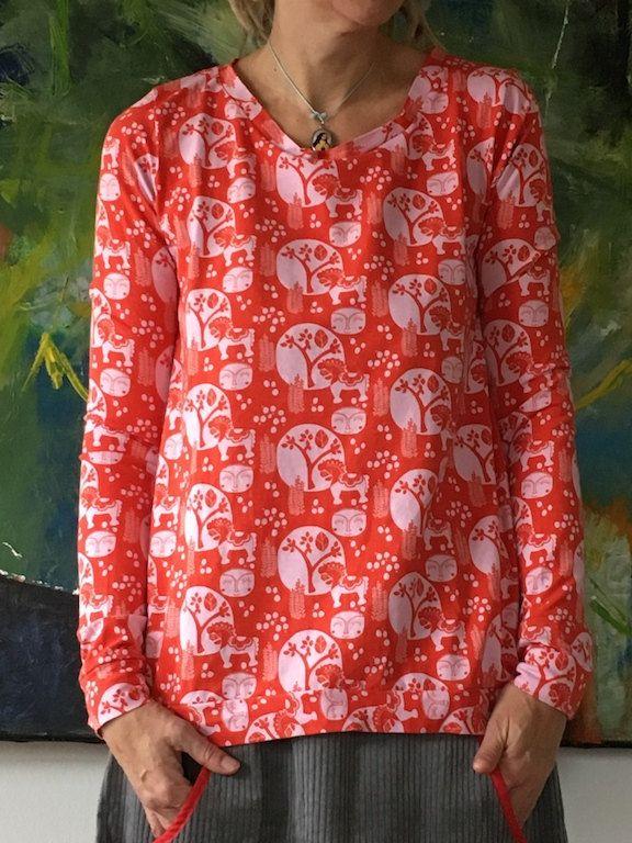 Froeken Frida blouse