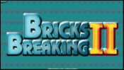 Bricks Breaking 2 - Destroy the bricks by clicking same colored groups with at least 3 bricks. If you destroy a group with at least 15 bricks, then you get a bomb.