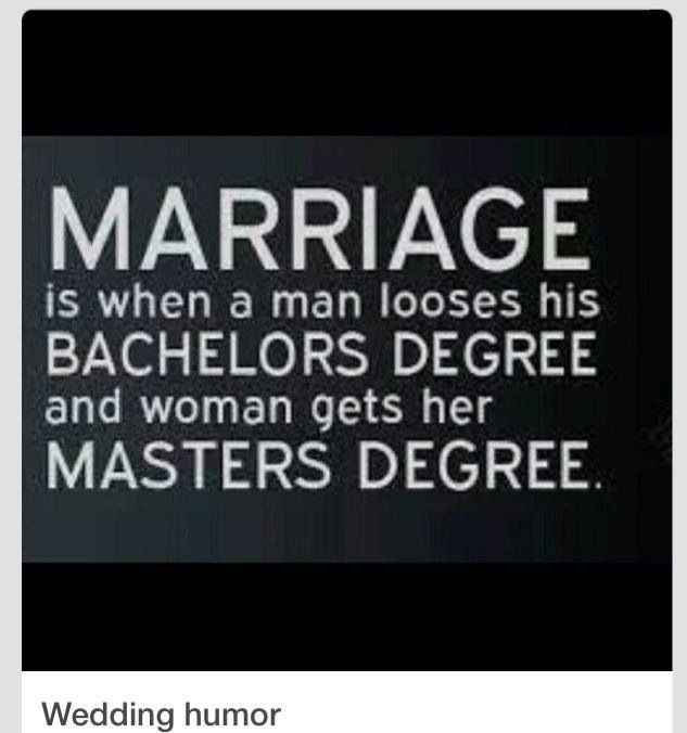 Funny Marriage Quotes And Sayings Is A Relationship In Which One Person Always Right The Other Husband