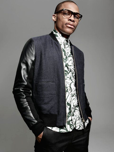 Russell Westbrook for V MAGAZINE by Amy Troost