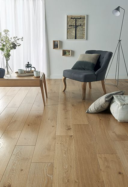 Parquet Clair Naturel Rence Authentique