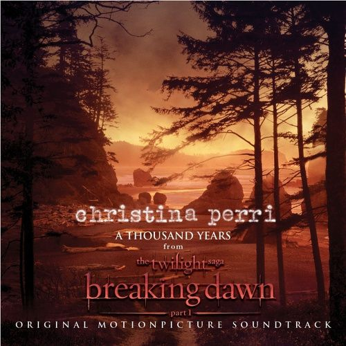 A Thousand Years Album Cover Christina Perri A Thousand Years