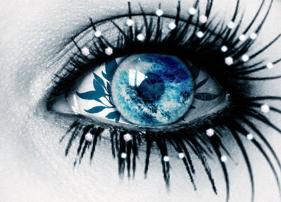 Eye Love The Earth By Cecilevcreation Deviantart Com On