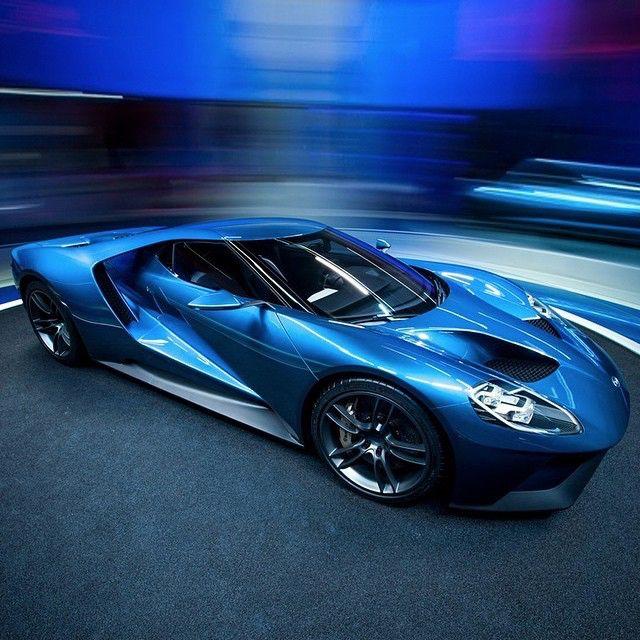 Fast Sports Cars, Ford Gt, Super Cars