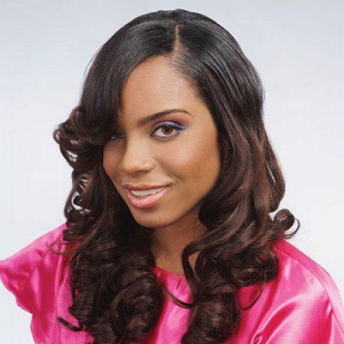 Long Weave Hairstyles For Black Women Idea