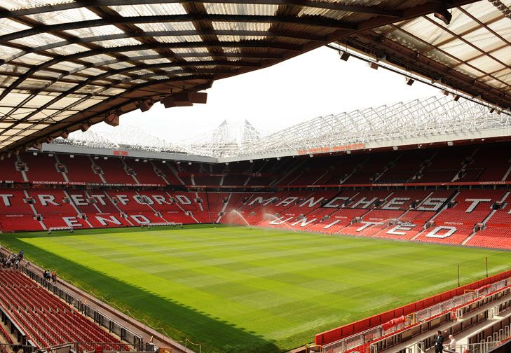The Theater Of Dreams Manchester United Old Trafford Manchester United Manchester United Football Club