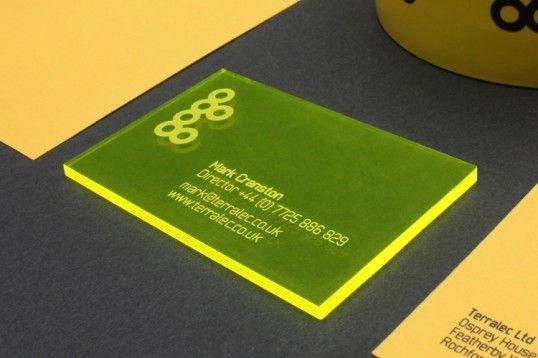 Terralec Designed By John Barton Country United Kingdom Via Behance New Iden Business Card Inspiration Graphic Design Business Unique Business Cards