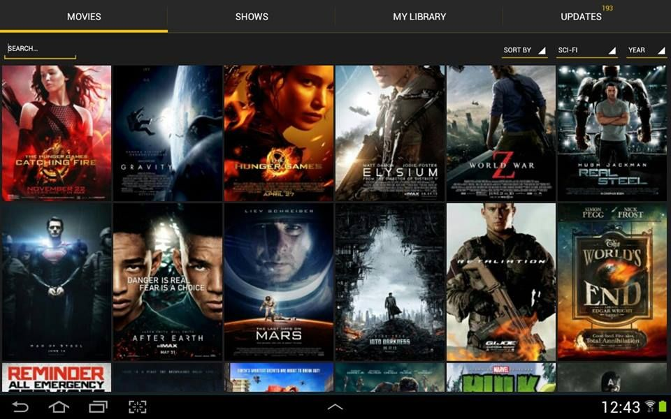 ShowBox for PC Windows Free Download (Windows 7/8/10