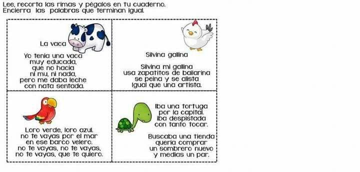 Pin De Maria Jose Reina Fernandez En Trabalenguas Trabalenguas Cuadernos Leer