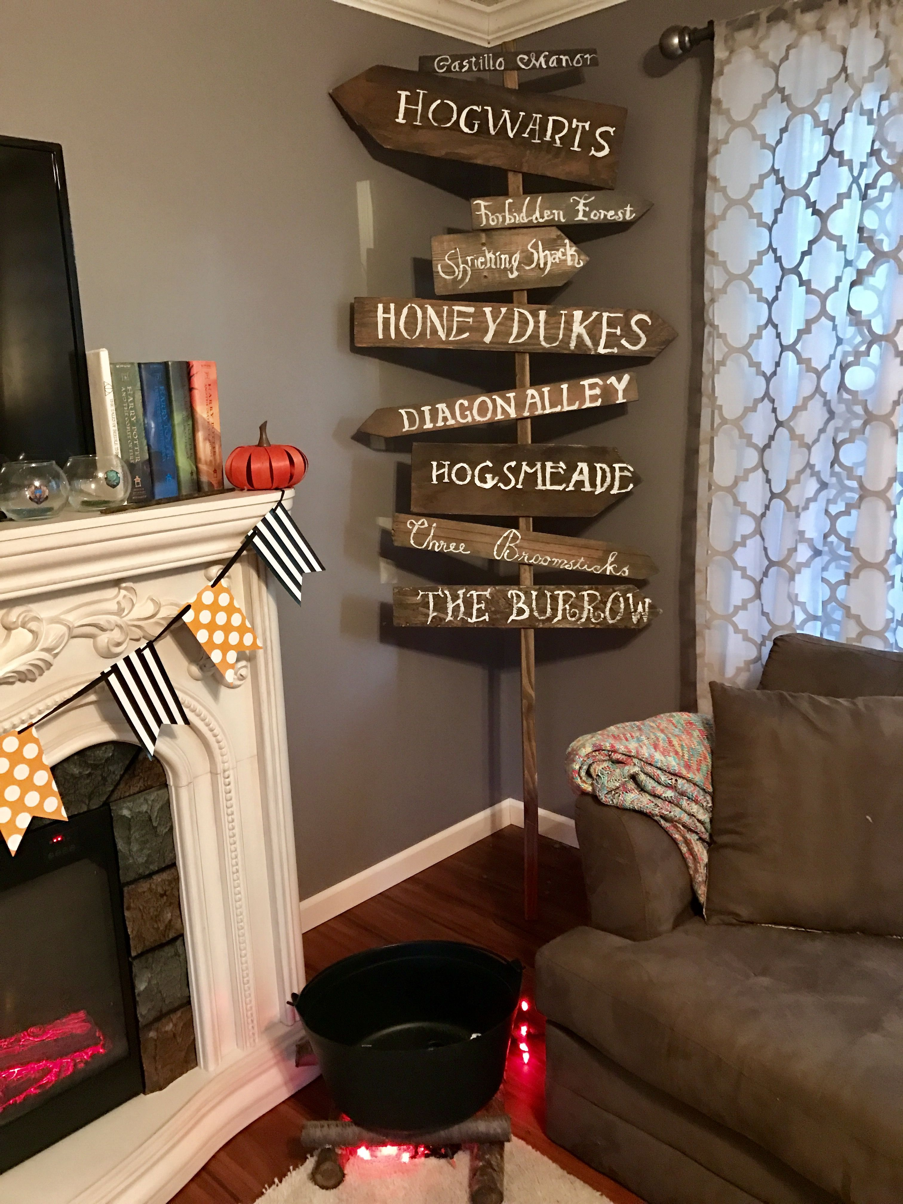 Harry Potter Bedroom Decor Fresh Room Diy On Harry Potter