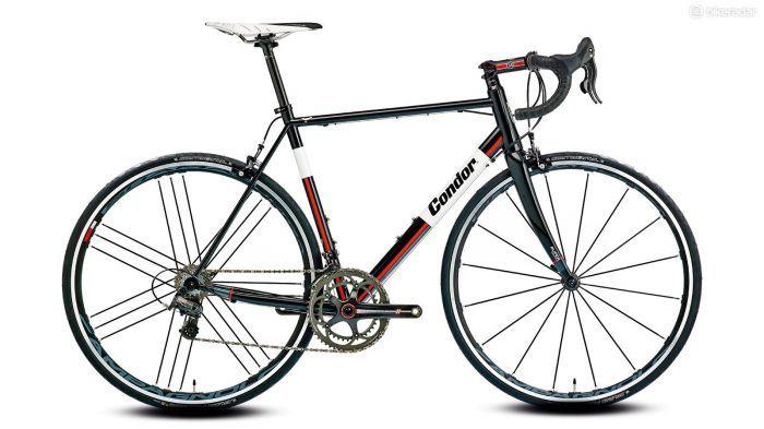 Condor Super Acciaio Review Bicycle Design Cycling Racing