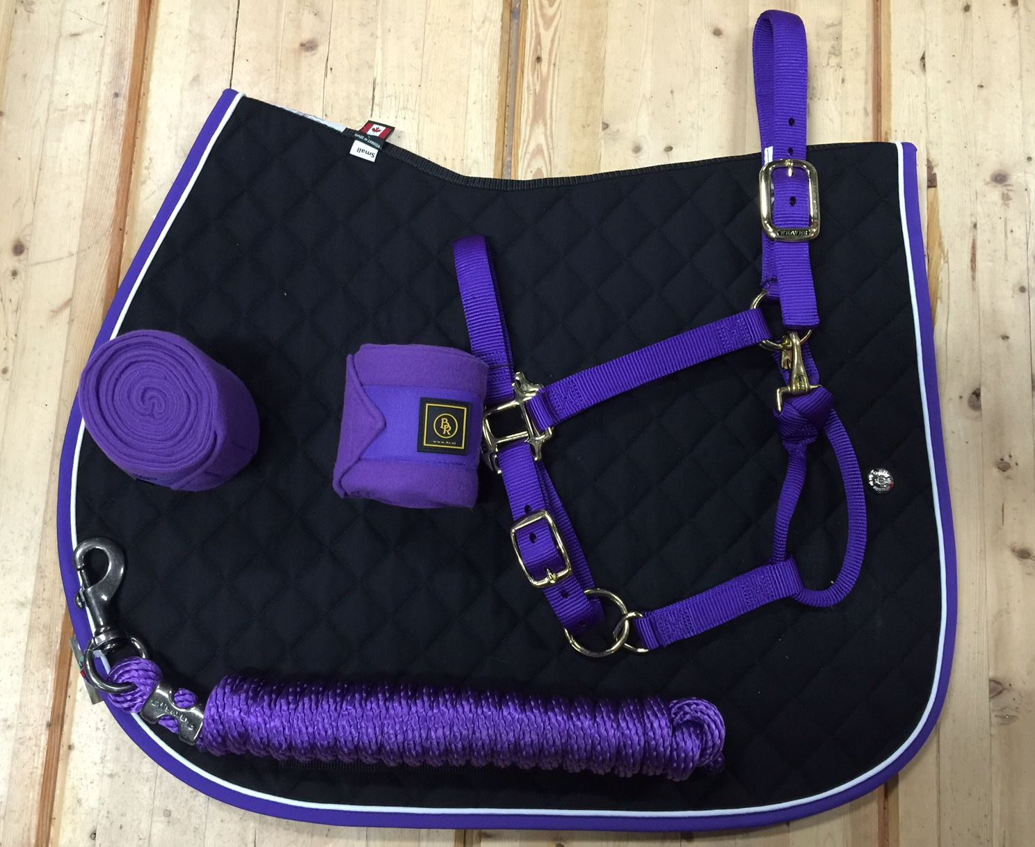 Un kit mauve!!! | • Equestrian | Tapis équitation ...