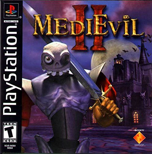 Medievil 2 Sony Https Www Amazon Com Dp B00004s9ad Ref Cm Sw R Pi Awdb X 3dqczb1jp0kvc Retro Game Systems Playstation Hack And Slash