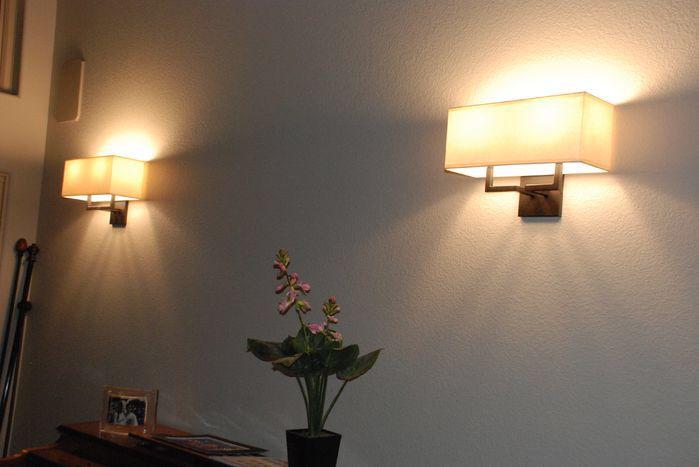 Sea Mills 2 Light Dimmable Armed Sconce Sconces Light Bedroom Lighting
