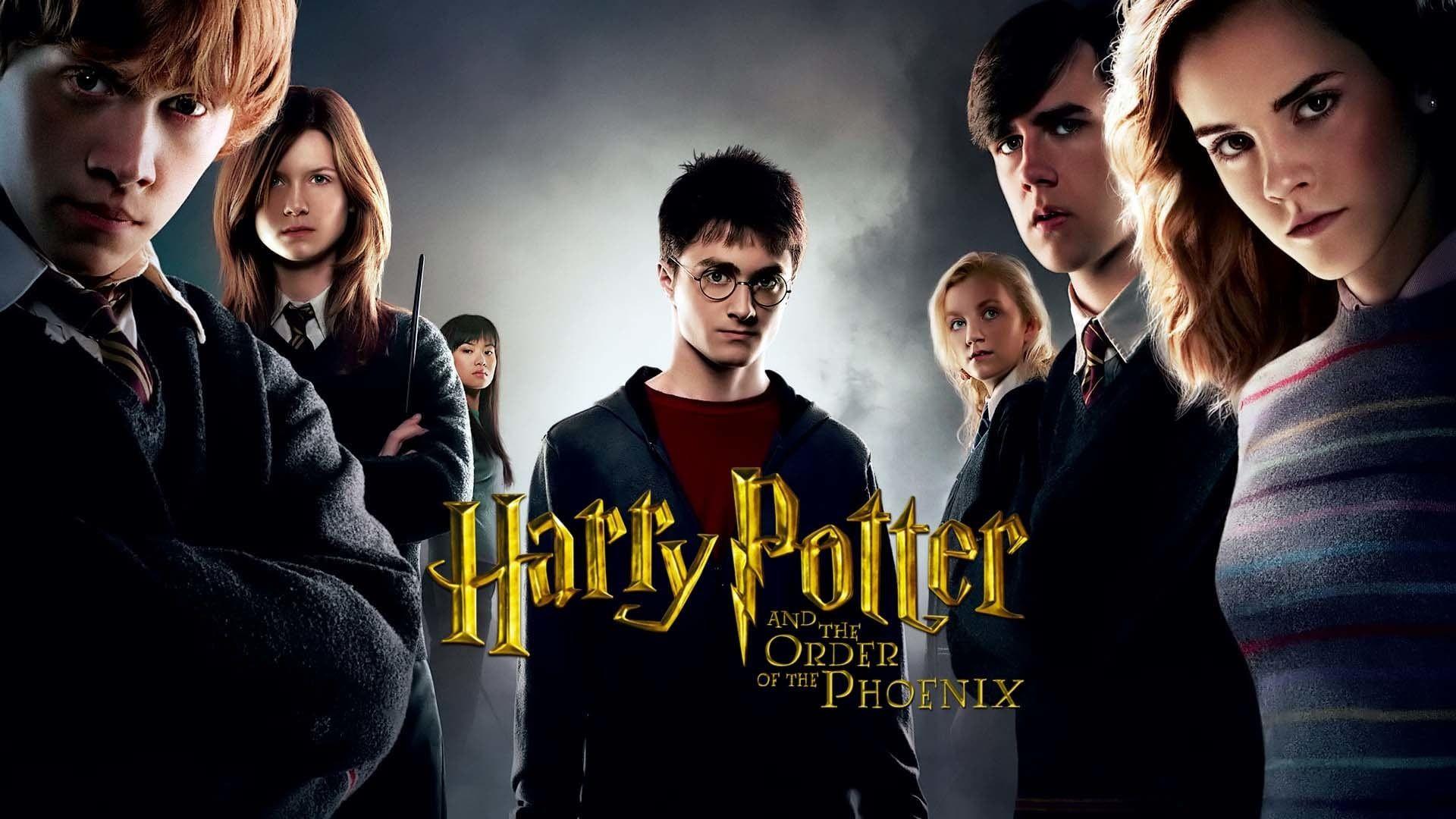 Harry Potter Und Der Orden Des Phonix 2007 Ganzer Film Deutsch Komplett Kino Nach Seinem Letzten Abente Harry Potter Full Movies Online Free Free Movies Online