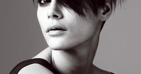 short hair - haar   Pinterest - Bekijk meer ideeën over Kapsels en Korte kapsels