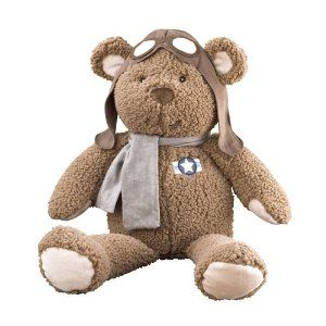 Amazon.com: Cocalo Plush Bear, Lil'Aviator: Baby