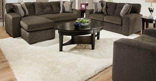American Furniture Manufacturing 5100 Hematite Grey Living Room Set