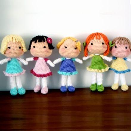 Amigurumi Patrones Gratis Yoshi : munecas tejidas a crochet - Buscar con Google munecas ...