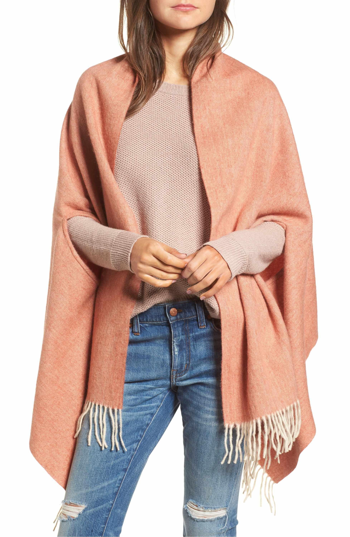 41ed812b93 Women s Cream Fuzzy Hooded Robe - Xhilaration™   Target