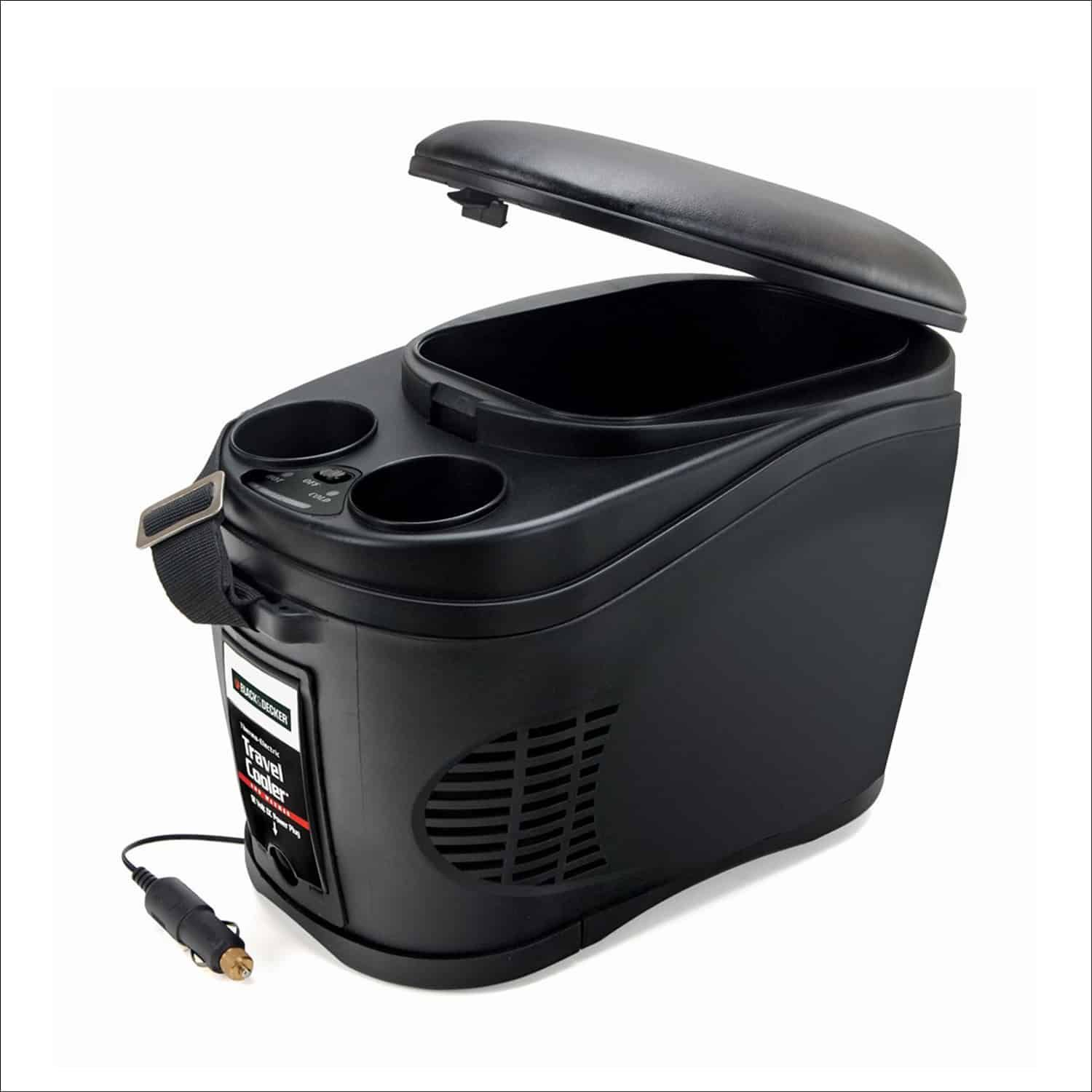 Black Decker Tc212b Travel Cooler Warmer Car Cooler Car Gadgets Black Decker