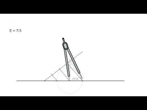 ▶ Trazar una escala gráfica (Reducción o ampliación). - YouTube