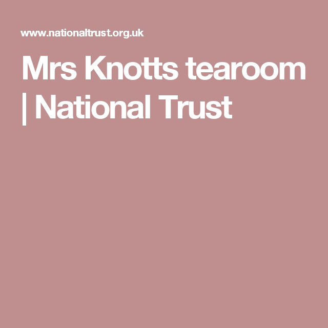 Mrs Knotts Tearoom At South Foreland Lighthouse Is A Window Into
