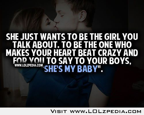 I Want To Be Your Girl Quotes 88751 Loadtve