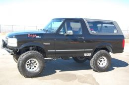 Ford Bronco Build By Tcm Glx Ford Bronco Bronco Ford