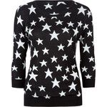 FULL TILT Stars Womens Sweater