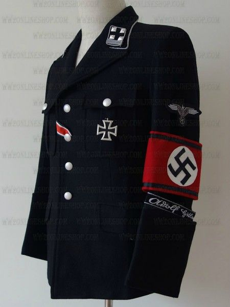Gestapo Uniform Replica | www.pixshark.com - Images ...