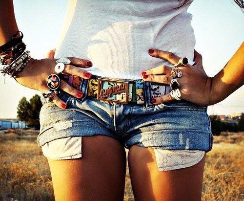 rings, girls, fashion, summer, fun
