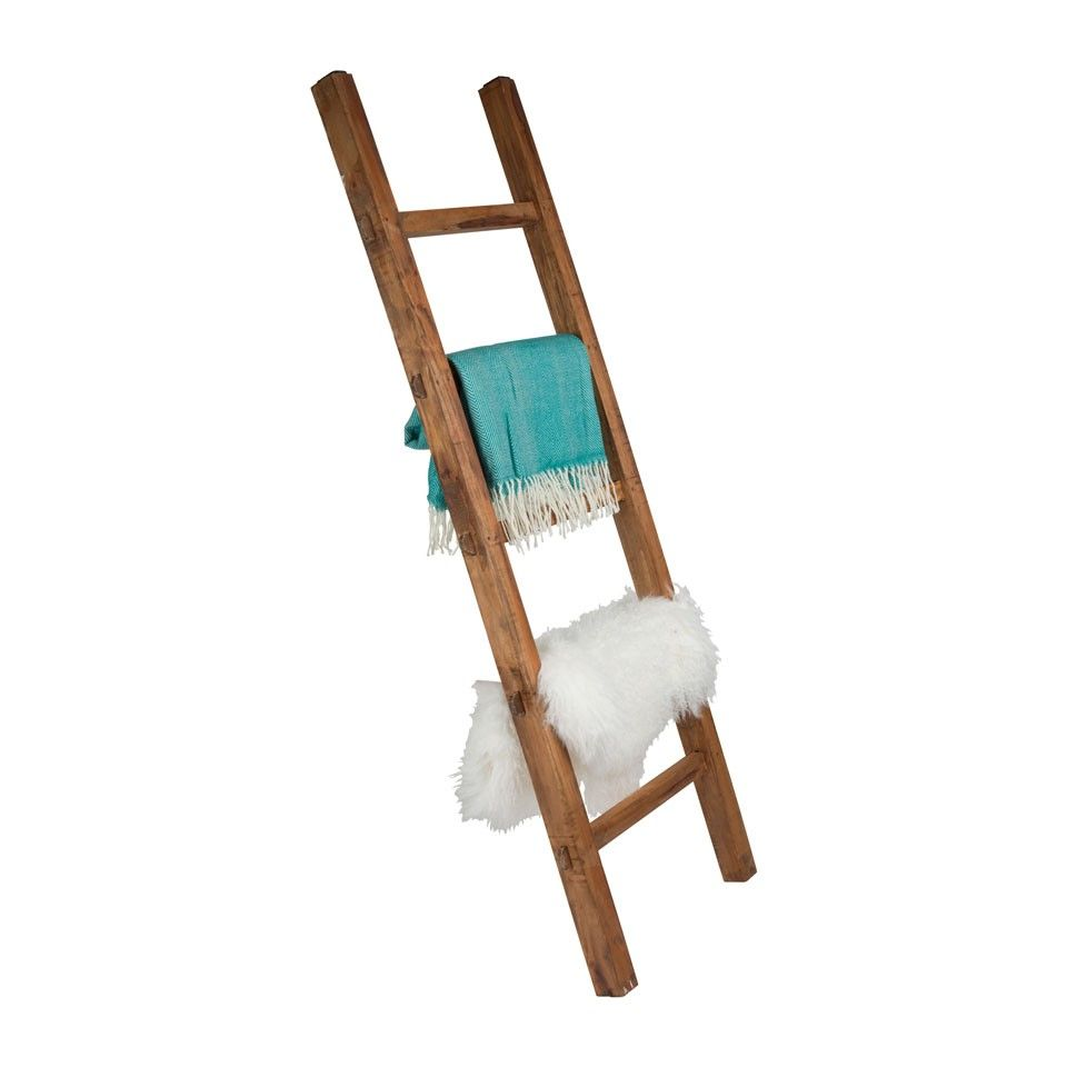 Decoratieve ladder recycle xenos moodboard xenos pinterest - Deco houten trap ...