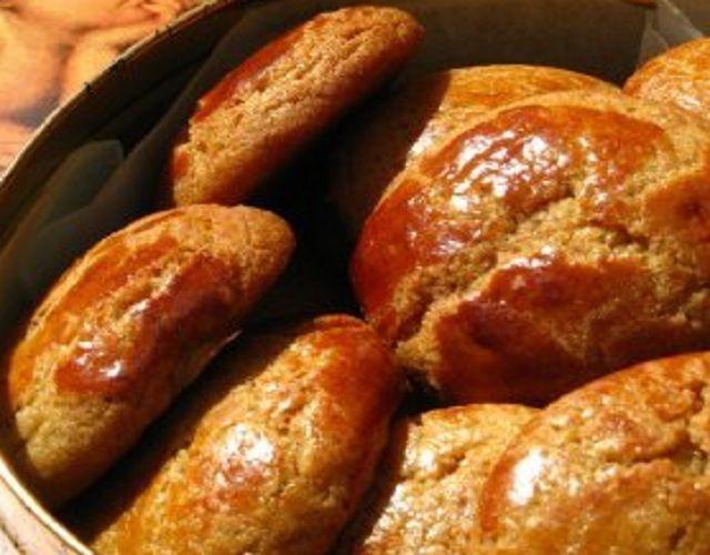 Receita de Broas de Natal | Doces Regionais | bolos secos ...