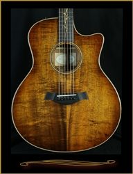 Taylor K26CE Koa Grand Symphony with Performance Package and