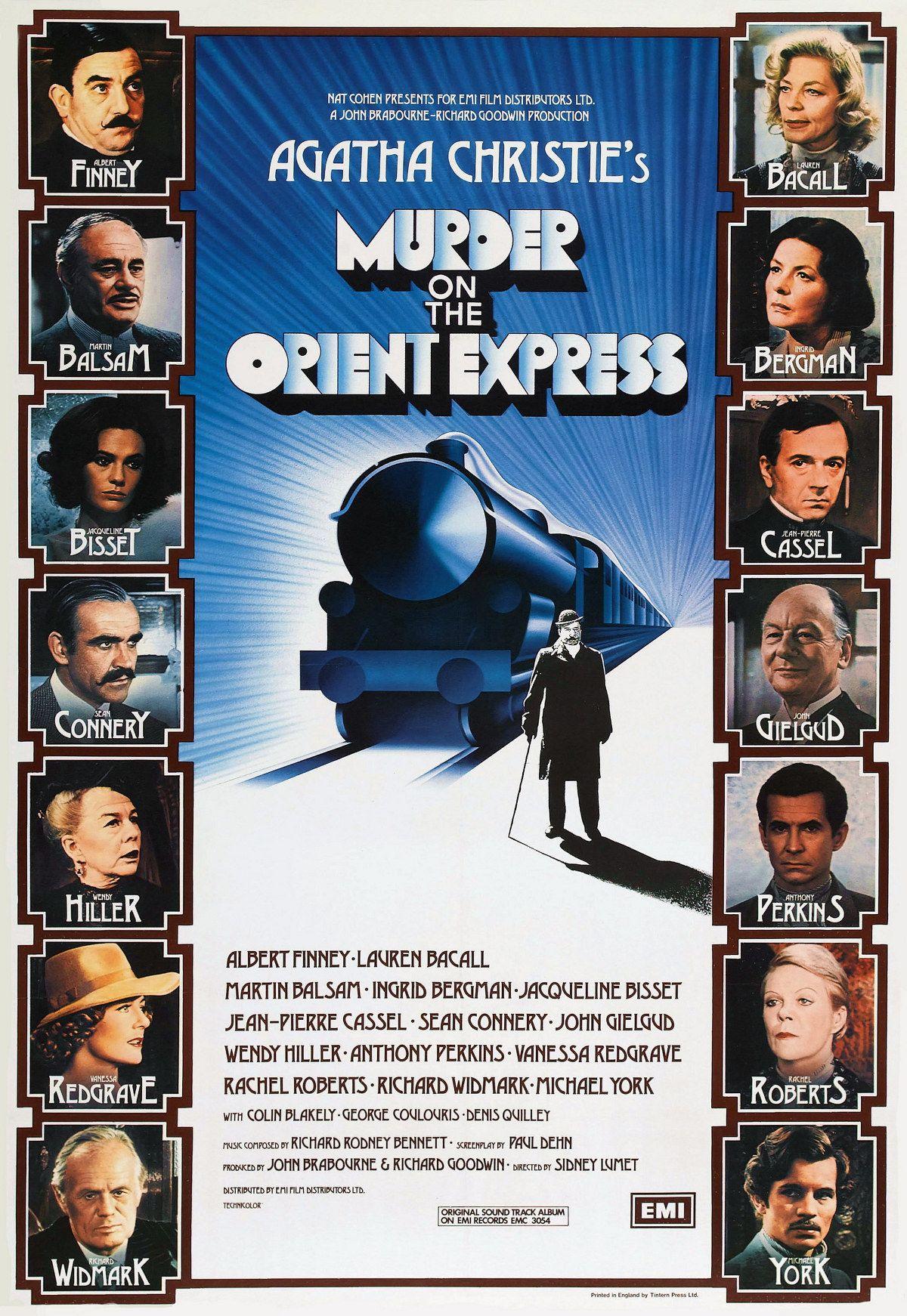 Murder on the Orient-Express 1974 dieulois